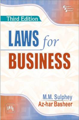 Laws For Business (Paperback)