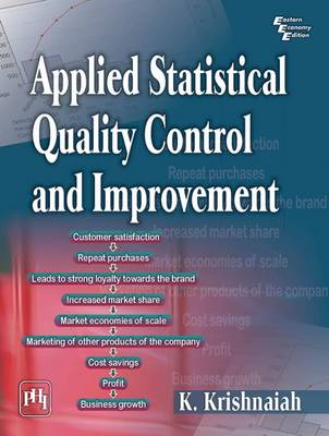 Applied Statistical Quality Control and Improvement (Paperback)
