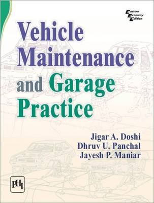 Vehicle Maintenance and Garage Practice (Paperback)