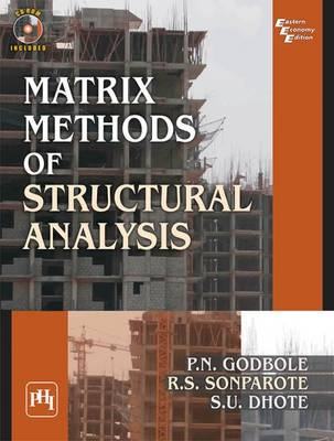 Matrix Methods of Structural Analysis (Paperback)