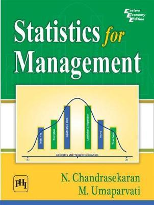 Statistics for Management (Paperback)