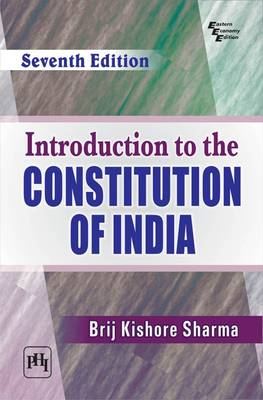 Introduction to the Constitution of India (Paperback)