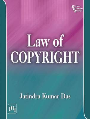 Law of Copyright (Paperback)