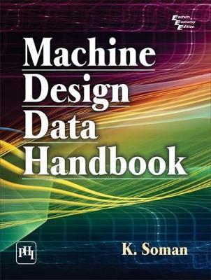 Machine Design Data Handbook (Paperback)