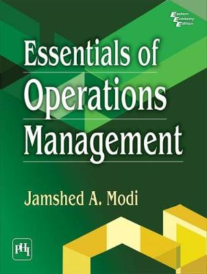 Essentials of Operations Management (Paperback)