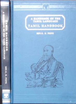 Compendious English-Tamil Dictionary: A Handbook of the Tamil Language (Hardback)
