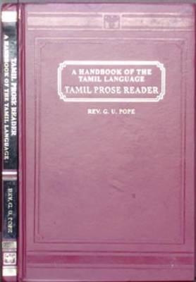 Tamil Prose Reader (Hardback)