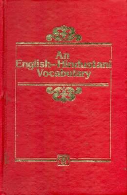 An English-Hindustani Vocabulary: Roman (Hardback)