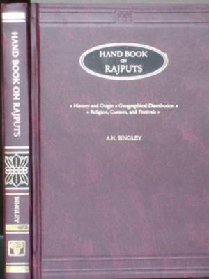Handbook on Rajputs 1899 (Hardback)