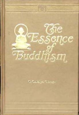 Essence of Buddhism (Hardback)