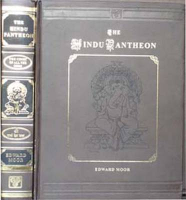The Hindu Pantheon - Court of All the Hindu Gods (Hardback)