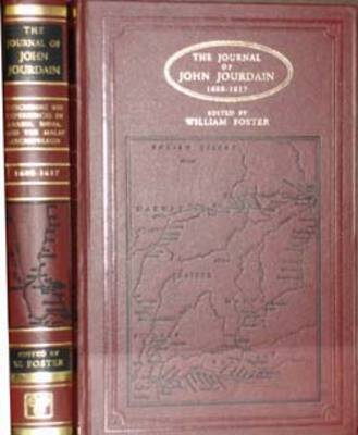 Journal of John Jourdian, 1608-17: His Experiences in Arabia, India and the Malay Archipelago (Paperback)