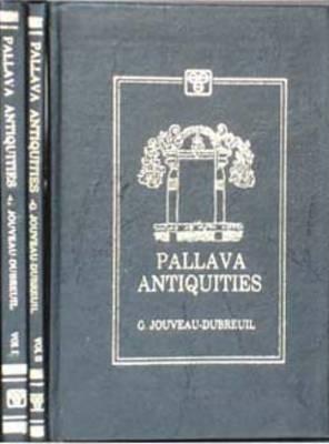 Pallava Antiquities (Hardback)
