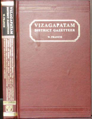 Vizagapatam District Gazetteer (Hardback)