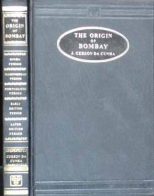 Origin of Bombay (Hardback)