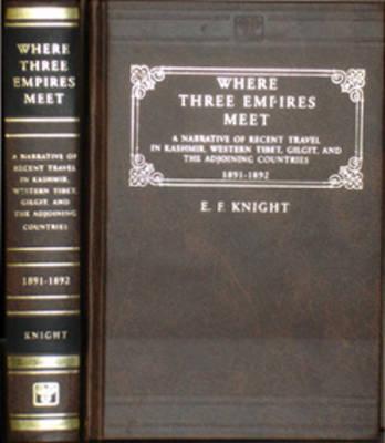 Where Three Empires Meet (Hardback)