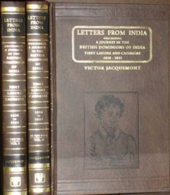 Letters from India (Hardback)