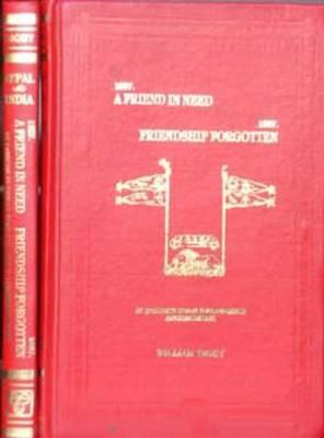 1857 - a Friend in Need...Friendship Forgotten - 1887 (Hardback)