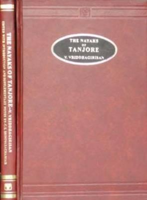 Nayaks of Tanjore (Hardback)