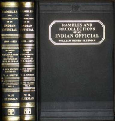 Rambles and Recollections of an Indian Official (Hardback)
