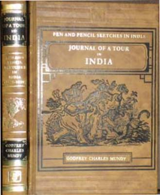 Journal of a Tour in India (Hardback)