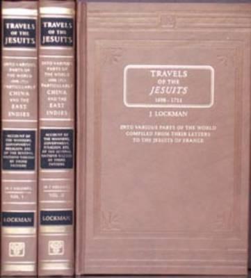 Travels of the Jesuits (Hardback)