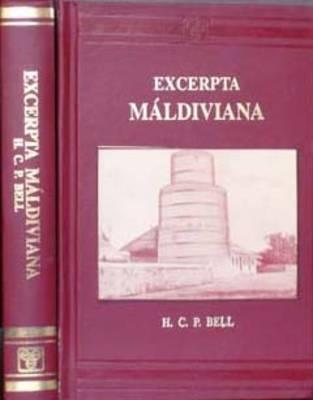 Excerpta Maldiviana (Hardback)