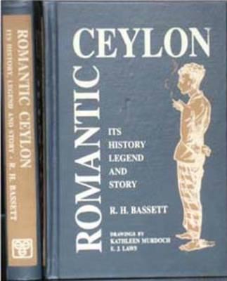 Romantic Ceylon (Hardback)