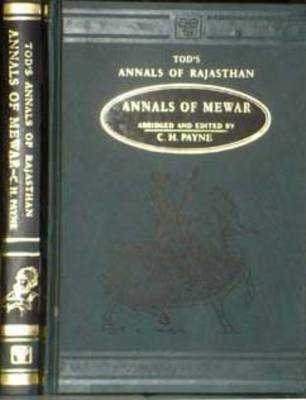 Annals and Antiquities of Rajasthan or the Central and Western Rajpoot States of India (Hardback)