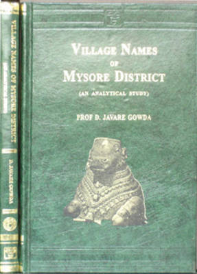 Village Names of Mysore District (Hardback)