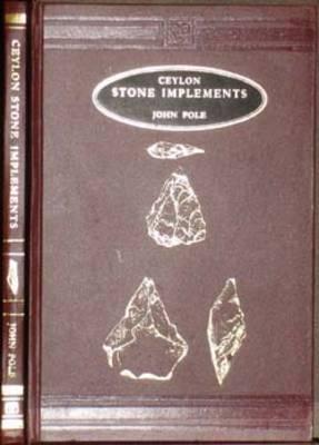 Ceylon Stone Implements (Hardback)