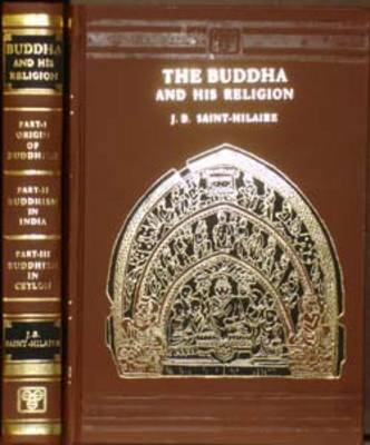 The Buddha and His Religion (Hardback)
