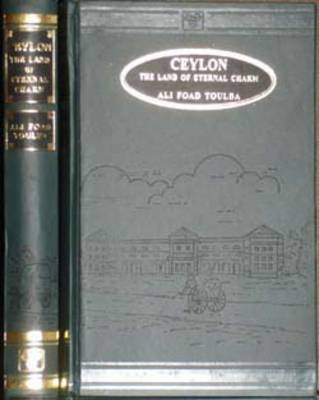 Ceylon: The Land of Eternal Charm (Hardback)