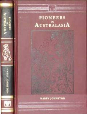 Pioneers in Australasia (Hardback)