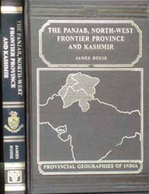 The Panjab, North West Frontier Province and Kashmir (Hardback)