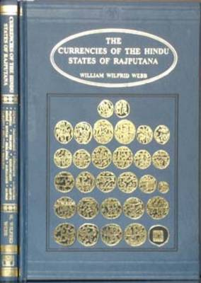Currencies of the Hindu States of Rajputana (Hardback)