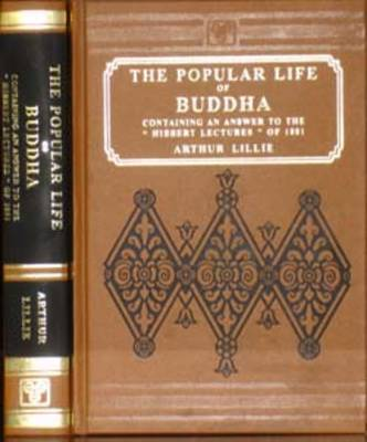 The Popular Life of Buddha (Hardback)
