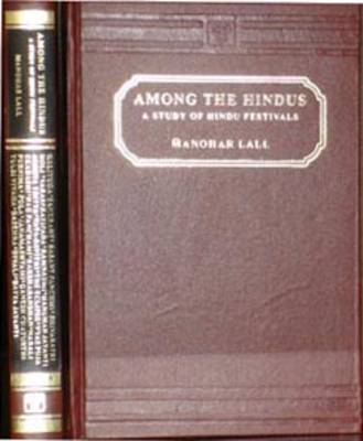 Among the Hindus: A Study of Hindu Festivals (Hardback)