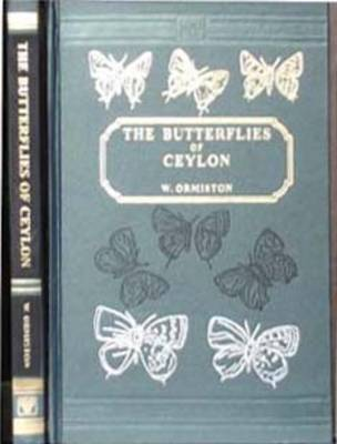 The Butterflies of Ceylon (Hardback)