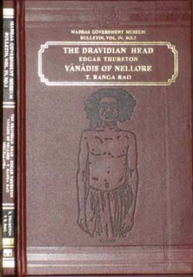 The Dravidian Head: Yanadis of Nellore - Miscellanea (Hardback)