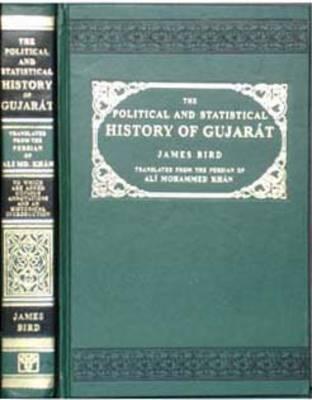Political and Statistical, History of Gujarat (Hardback)