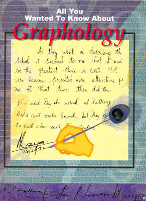 All You Wanted to Know About Graphology: (Handwriting Analysis) - All You Wanted to Know About S. (Paperback)