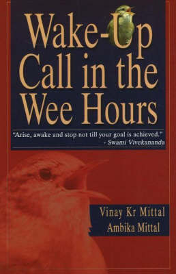 Wake-Up Call in the Wee Hours (Paperback)
