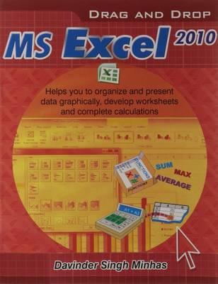 Drag Drop MS Excel 2010 (Paperback)