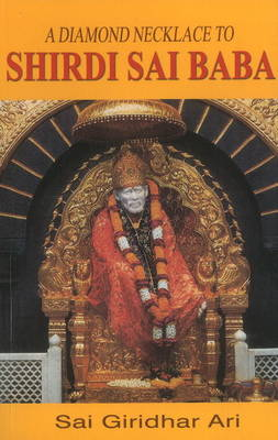 Diamond Necklace to Shirdi Sai Baba (Paperback)