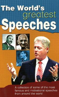 World's Greatest Speeches (Paperback)