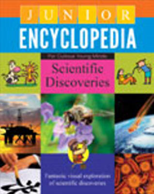 Junior Encyclopedia Scientific Discoveries (Hardback)