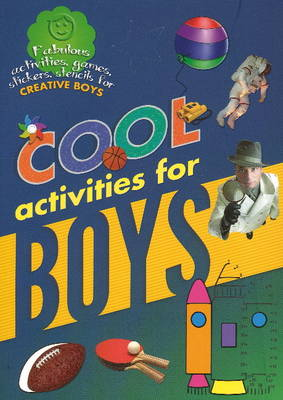 Cool Activities for Boys (Paperback)