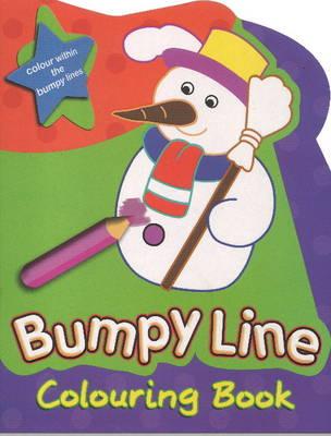 Bumpy Line Colouring Book (Paperback)