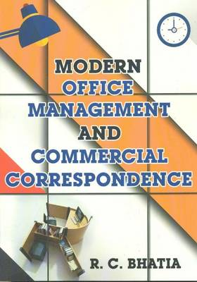 Modern Office Management & Commerical Correspondence (Paperback)